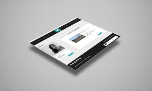 Web Design per sito web PopHub - account personale