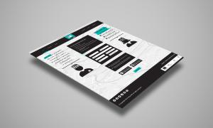 Web Design per sito web PopHub - pagina contatti