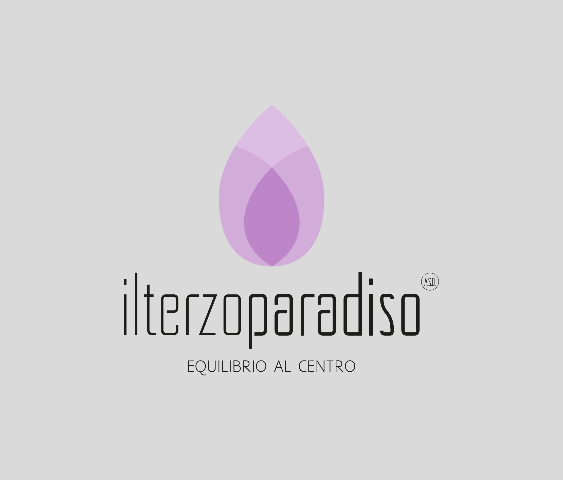 Rebranding centro olistico Il Terzo Paradiso, Bari – nuovo logo