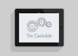 Creazione logo per sito responsive Tre Casiedde