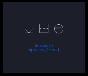 Personalizzazione grafica di icone per 735 srl - Settore Newtech