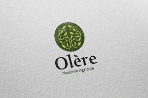 Creazione pittogramma e brand identity per Masseria Agricola Olère